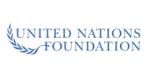 United Nations Foundation Logo Image