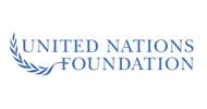 United Nations Foundation Logo Image